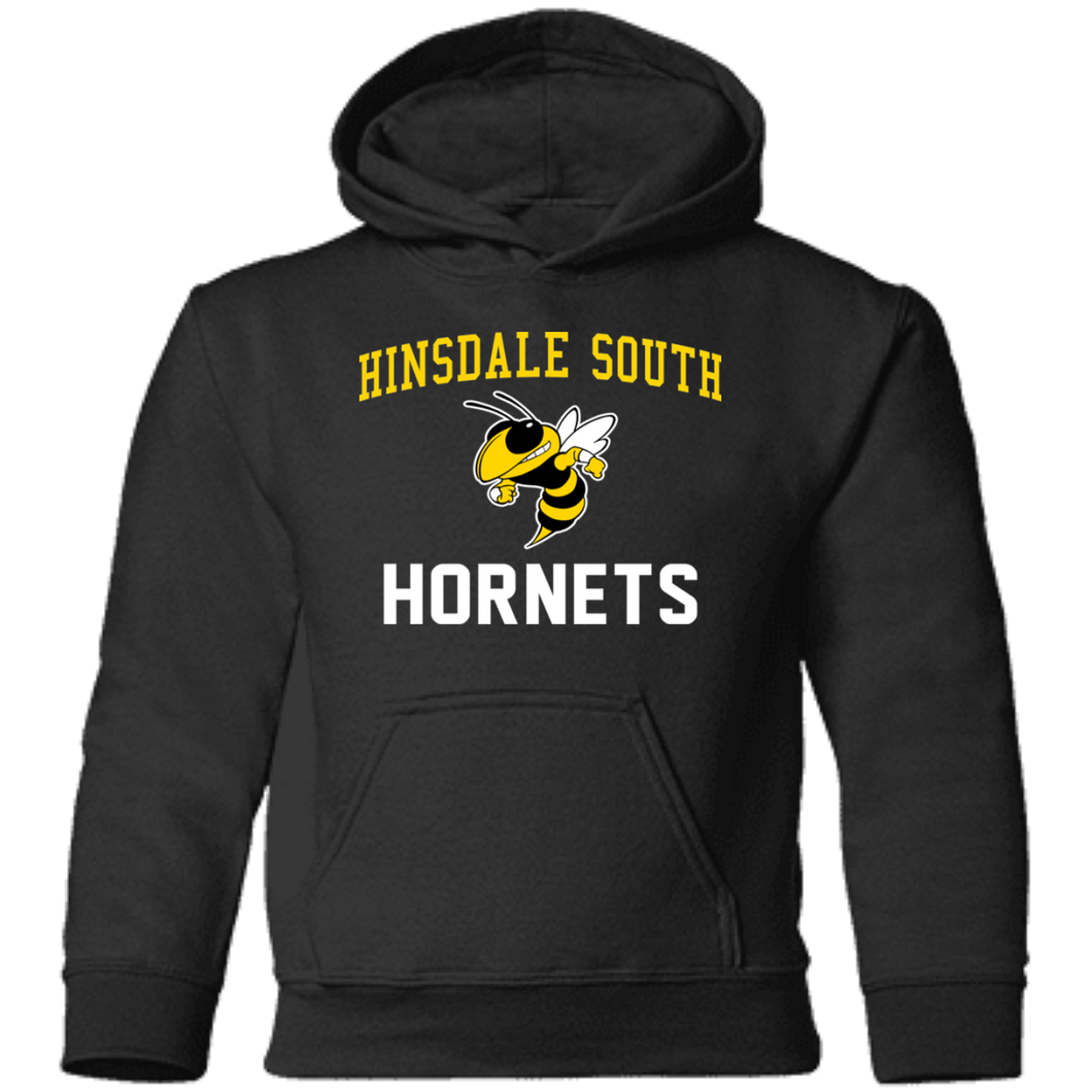 Hinsdale South Hornets Toddler Pullover Hoodie