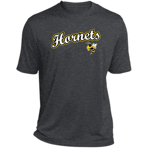 Hornets Heather Dri-Fit Moisture-Wicking T-Shirt