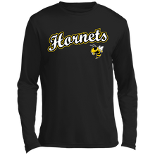 Load image into Gallery viewer, Hornets Long sleeve Moisture Absorbing T-Shirt