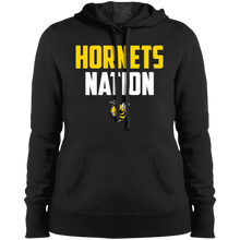 Load image into Gallery viewer, Hornets Nation Ladies' Pullover Hooded Sweatshirt