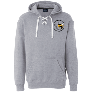 Hinsdale South Music Department Embroidered Heavyweight Sport Lace Hoodie