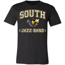 Load image into Gallery viewer, South Jazz Band Youth Jersey Short Sleeve T-Shirt