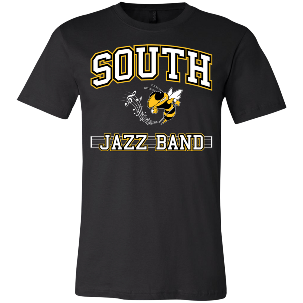 South Jazz Band Youth Jersey Short Sleeve T-Shirt