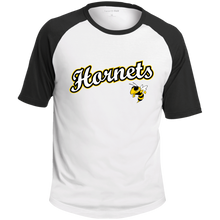 Load image into Gallery viewer, Hornets Colorblock Raglan Jersey