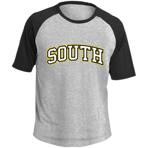 South Colorblock Raglan Jersey
