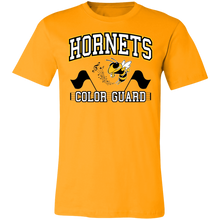 Load image into Gallery viewer, Hornets Color Guard Unisex Jersey Short-Sleeve T-Shirt