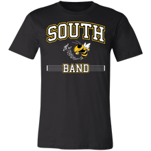 Load image into Gallery viewer, South Band Unisex Jersey Short-Sleeve T-Shirt