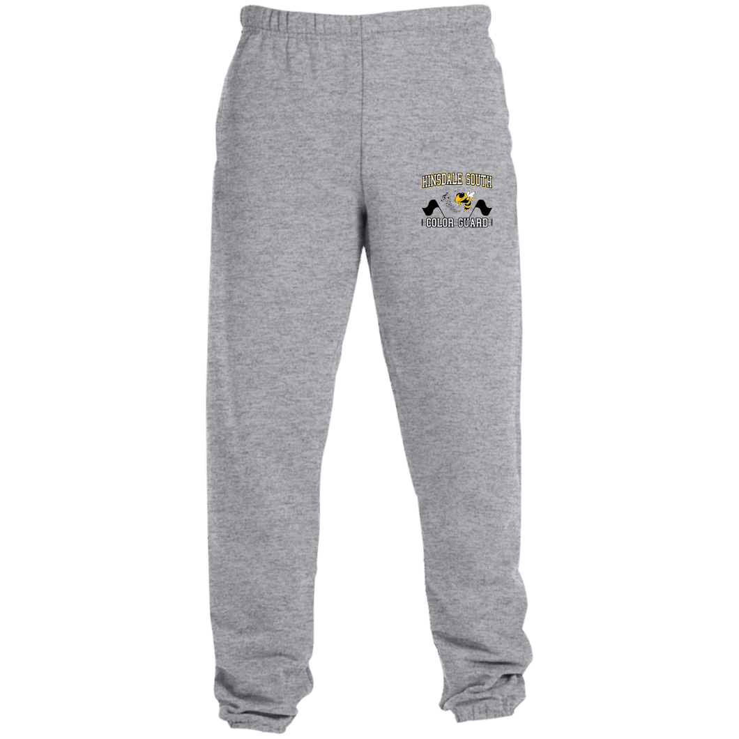 Color Guard Sweatpants with Pockets