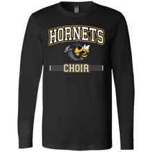Load image into Gallery viewer, Hornets Choir Unisex Jersey LS T-Shirt