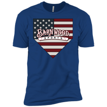 Load image into Gallery viewer, Barnwood Plate Youth Cotton T-Shirt