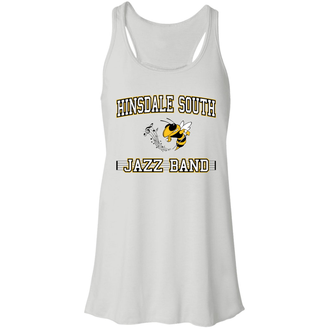 Hinsdale South Block Flowy Racerback Tank