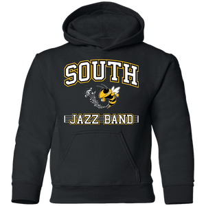 South Jazz Band Youth Pullover Hoodie