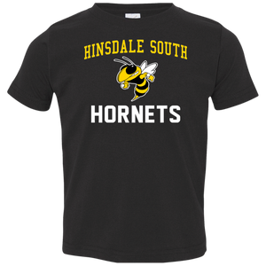 Hinsdale South Hornets Toddler Jersey T-Shirt