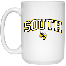 Load image into Gallery viewer, South 15 oz. White Mug