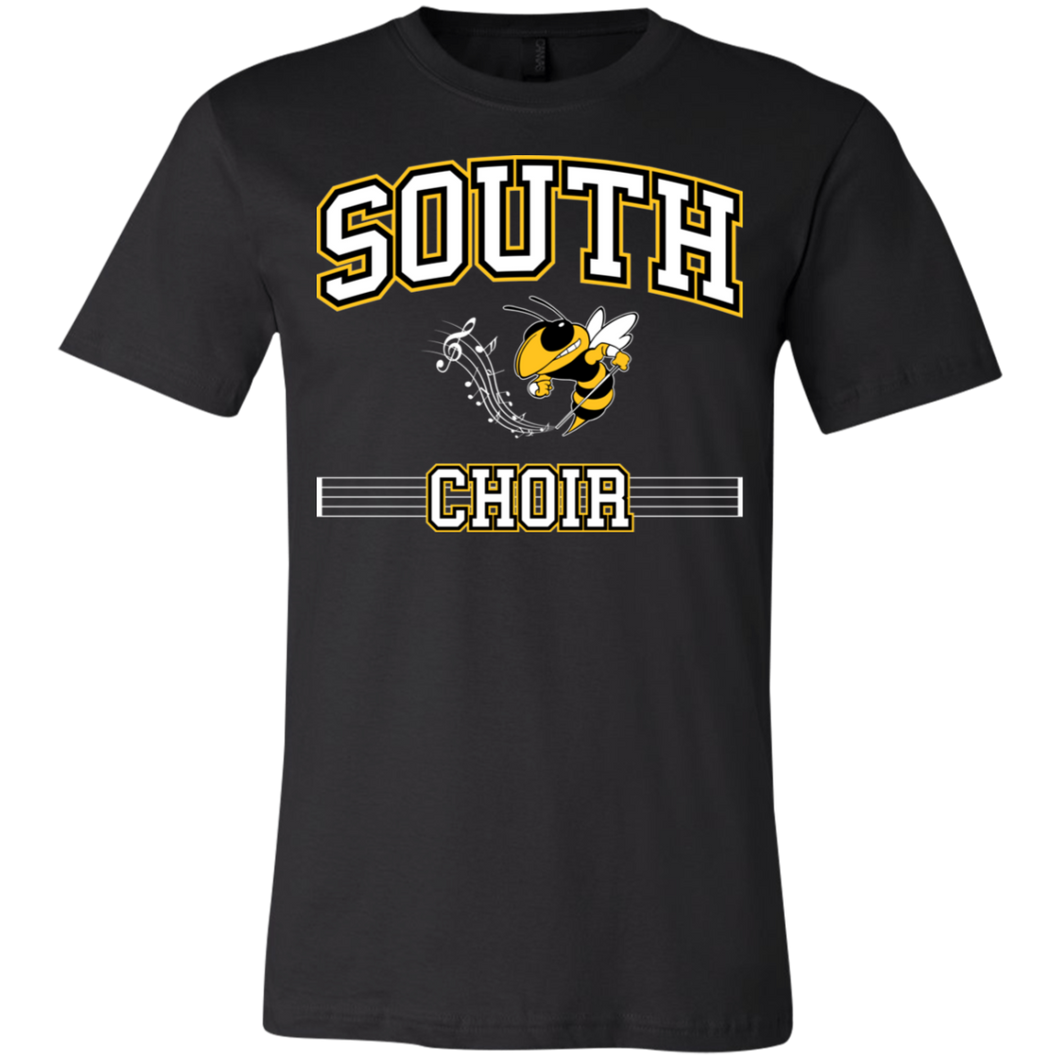 South Choir Youth Jersey Short Sleeve T-Shirt