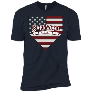 Barnwood Plate Youth Cotton T-Shirt