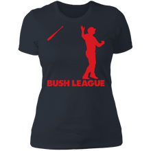 Load image into Gallery viewer, Bat Flip Ladies' Boyfriend T-Shirt