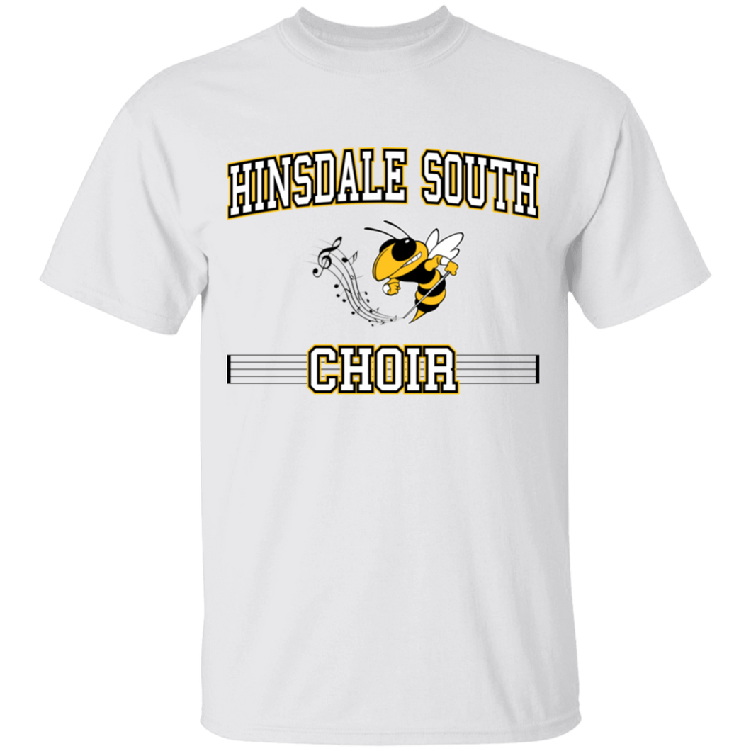 Hinsdale South Choir Block Youth  T-Shirt