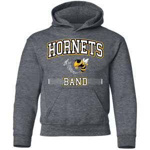 Hornets Band Youth Pullover Hoodie