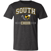 Load image into Gallery viewer, South Choir Unisex Jersey Short-Sleeve T-Shirt