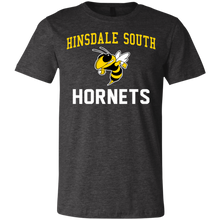Load image into Gallery viewer, Hinsdale South Hornets Youth Jersey Short Sleeve T-Shirt