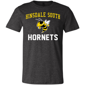 Hinsdale South Hornets Youth Jersey Short Sleeve T-Shirt