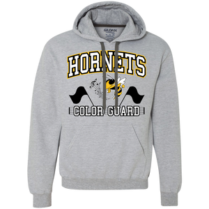 Hornets Color Guard Heavyweight Pullover Fleece Sweatshirt