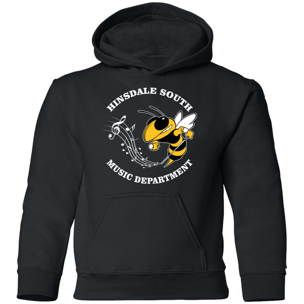 Music Department  Youth Pullover Hoodie