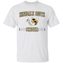 Load image into Gallery viewer, Hinsdale South Choir Block 5.3 oz. T-Shirt