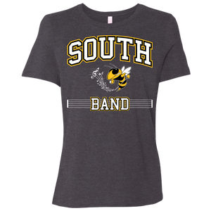 South Band Ladies' Relaxed Jersey Short-Sleeve T-Shirt