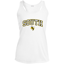 Load image into Gallery viewer, South Ladies' Racerback Moisture Wicking Tank