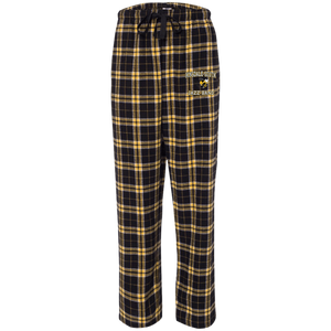 Jazz Band Unisex Flannel Pants
