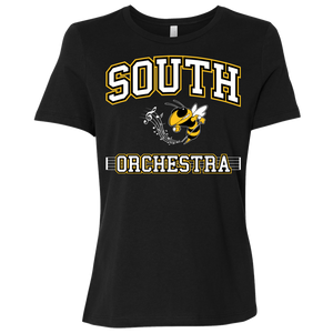 South Orchestra Ladies' Relaxed Jersey Short-Sleeve T-Shirt