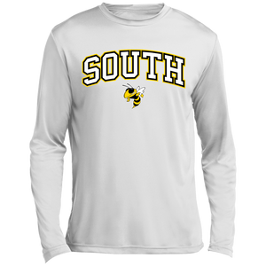 South Long sleeve Moisture Absorbing T-Shirt