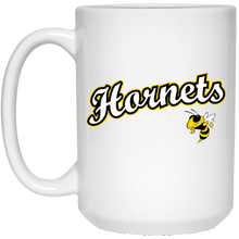 Load image into Gallery viewer, Hornets 15 oz. White Mug