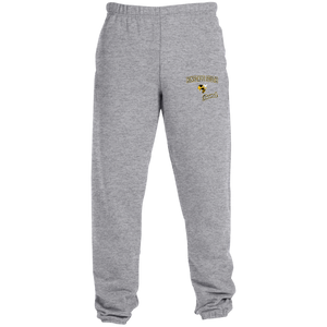 Band  Sweatpants with Pockets