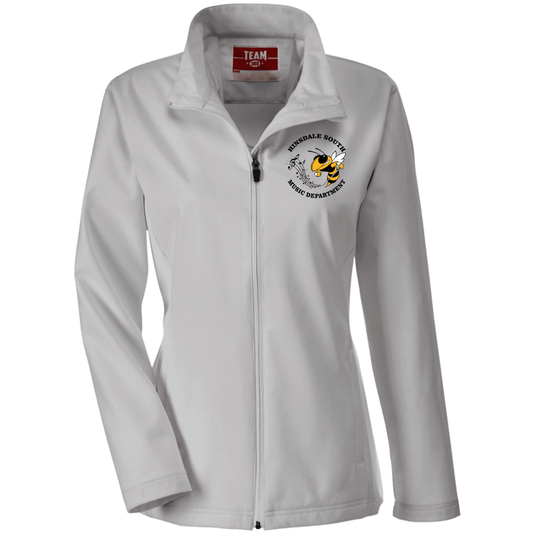 Hinsdale South Music Department Ladies' Soft Shell Jacket