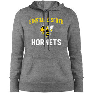 Hinsdale South Hornets Ladies' Pullover Hooded Sweatshirt