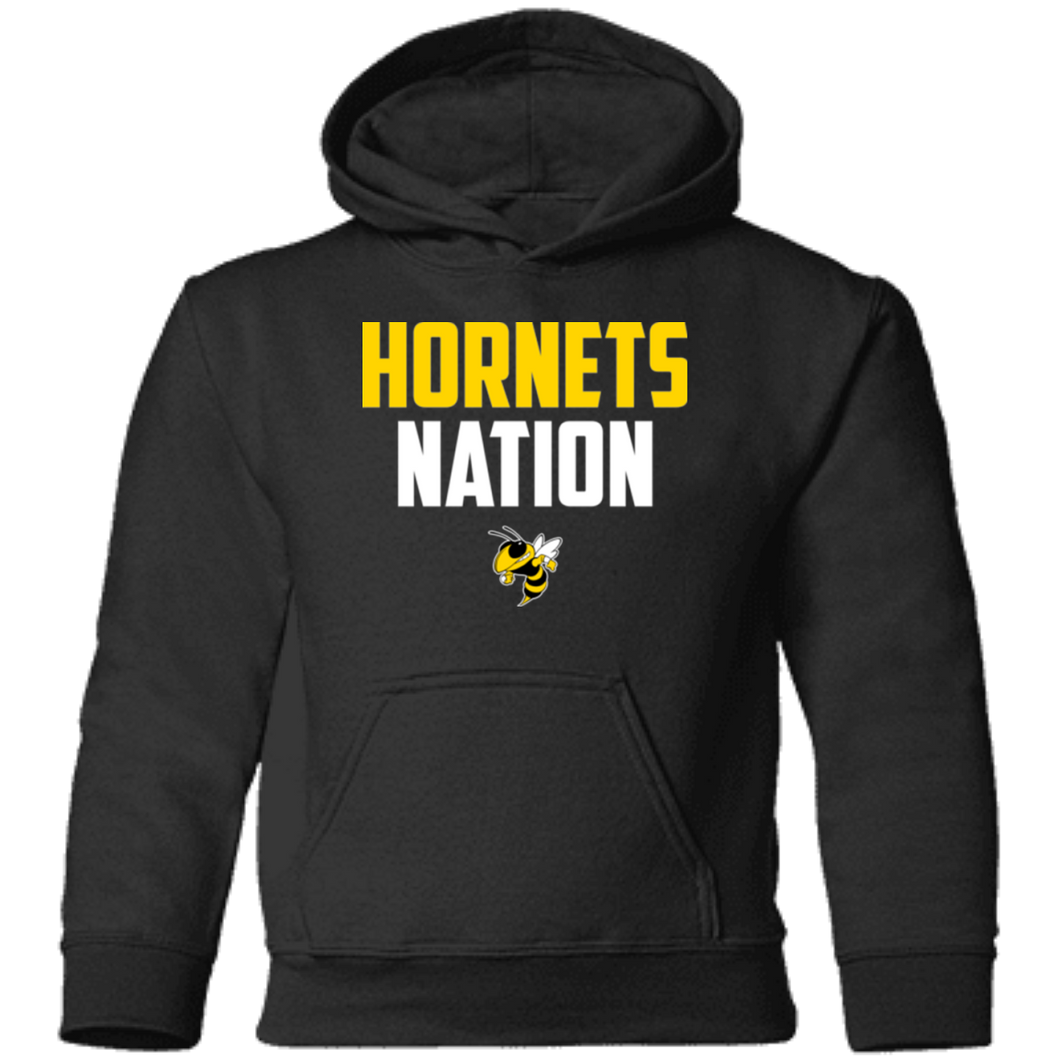Hornets Nation Toddler Pullover Hoodie