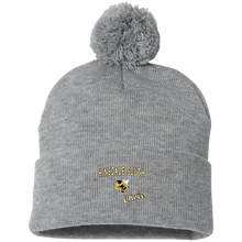Load image into Gallery viewer, Choir Pom Pom Knit Cap