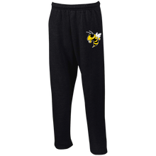 Load image into Gallery viewer, Hornet Open Bottom Sweatpants with Pockets