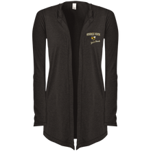 Load image into Gallery viewer, Jazz Band Women's Hooded Cardigan
