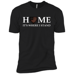 Home Youth Cotton T-Shirt