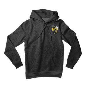 New Era Mens Tri-Blend Fleece Embroidered Hoodie