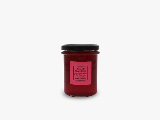 Passion framboise - Gelée 235g