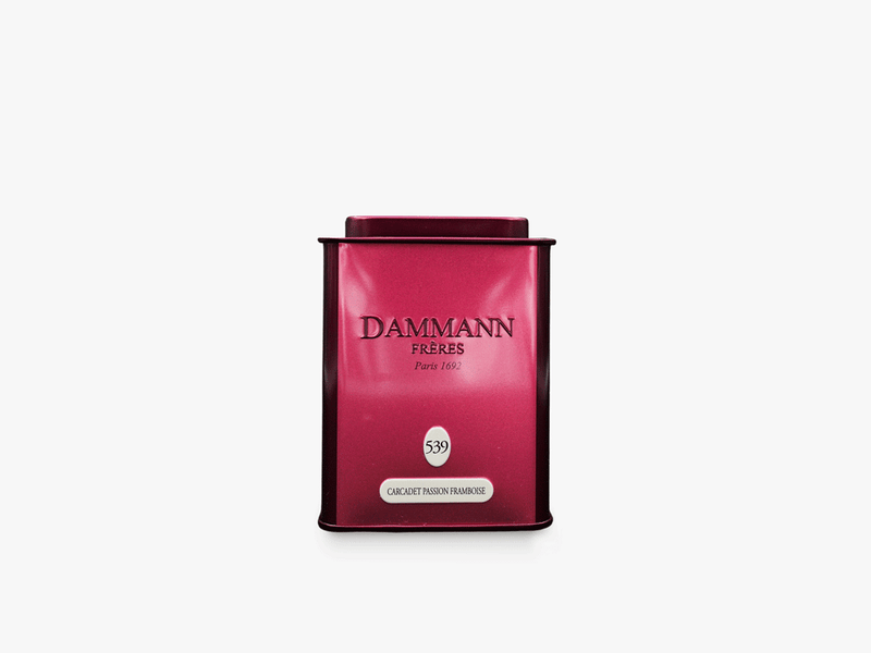 Passion de Framboise - Infusion 100g