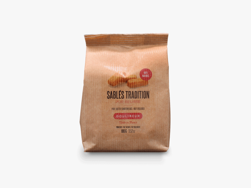 Sablés tradition 100g