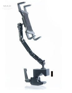 Mega Clamp | Extra Long Mount | Spring Loaded Tablet Cradle | Heavy Duty