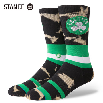 【STANCE】CELTICS ACID WASH