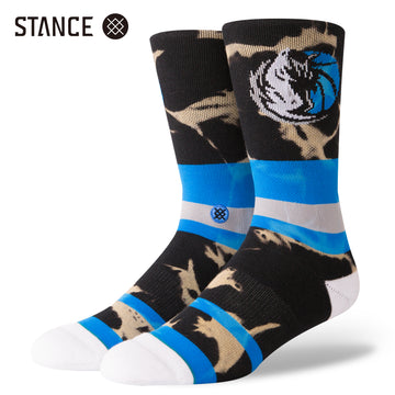 【STANCE】MAVS ACID WASH